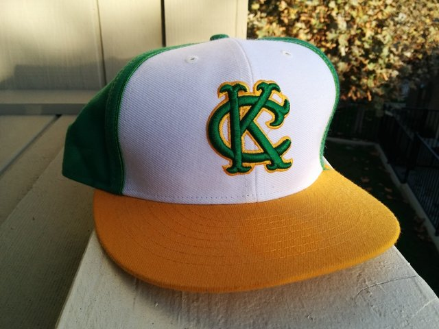 Kansas City A's Hat