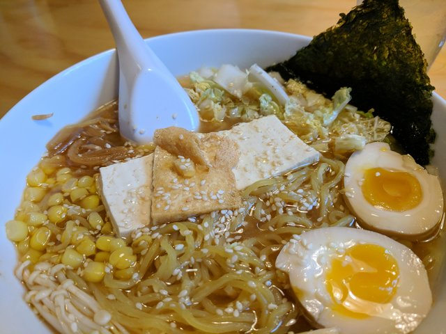 Ramen at Komatsu in Kansas City