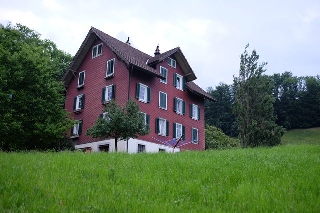Farmhouse we stayed in years ago