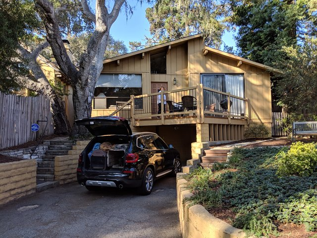 Rental house in Carmel-by-the-Sea