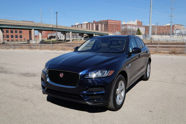 Jaguar F-Pace, my TDI replacement