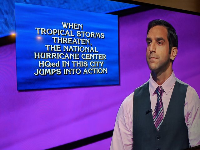 Daily Double Jeopardy! clue